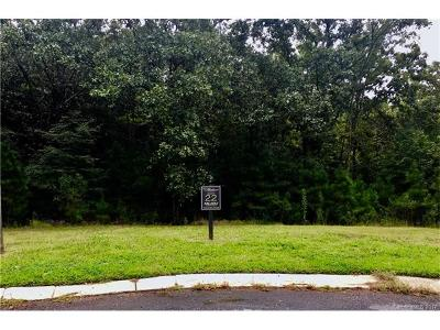 Weddington Residential Lots & Land For Sale: 101 Verbena Court #22
