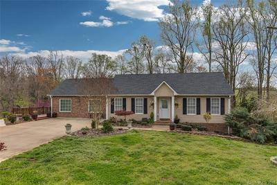 Rutherfordton Single Family Home For Sale: 154 Still Meadow Drive