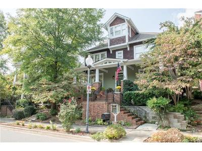 Charlotte Single Family Home For Sale: 714 E 10th Street