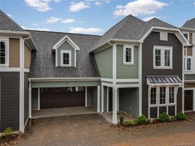 Charlotte Condo/Townhouse For Sale: 7915 Rea View Court #4