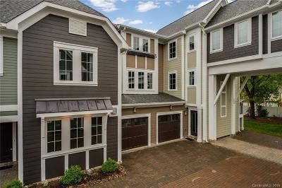 Charlotte Condo/Townhouse For Sale: 7919 Rea View Court