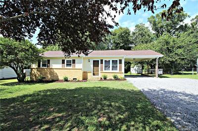Cabarrus County Single Family Home Under Contract-Show: 1108 Ridgewood Drive