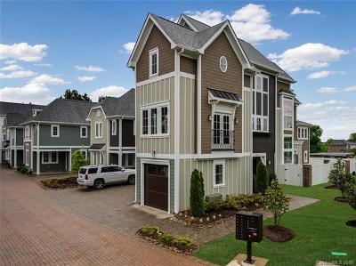 Charlotte Condo/Townhouse For Sale: 7904 Rea View Court #10