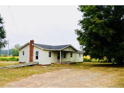 Monroe Single Family Home For Sale: 3415 Concord Highway