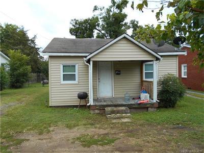 Single Family Home For Sale: 813 Ogden Road