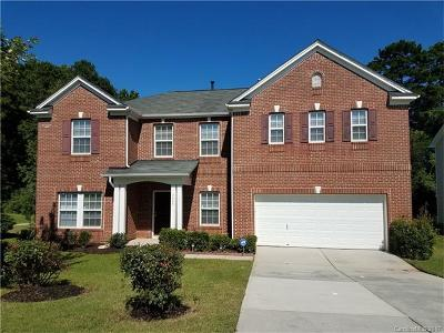 Mint Hill Single Family Home Under Contract-Show: 7525 Kuck Road