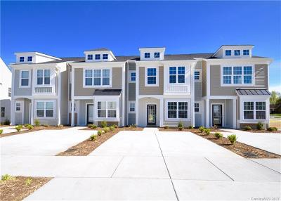 Cabarrus County Condo/Townhouse Under Contract-Show: 298 Halton Crossing Drive SW #49