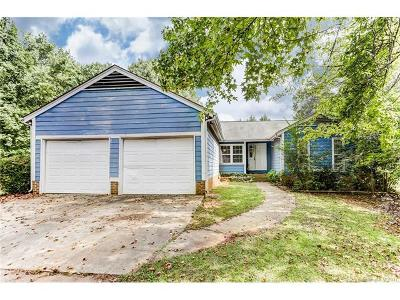 Matthews Single Family Home For Sale: 2300 Light Brigade Drive
