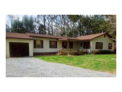 Pisgah Forest Single Family Home For Sale: 52 Cresent Drive
