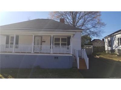 Cramerton Single Family Home For Sale: 23 2nd Street
