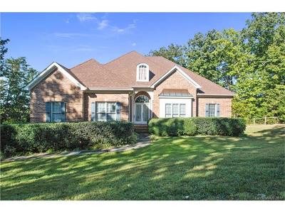 Lake Wylie Single Family Home For Sale: 6453 Crosswinds Drive