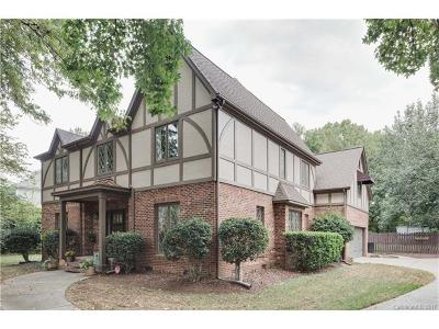 Charlotte Single Family Home Under Contract-Show: 10218 Foxhall Drive