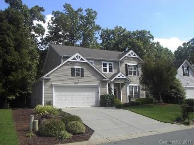 Cabarrus County Single Family Home Under Contract-Show: 8260 Chatham Oaks Drive