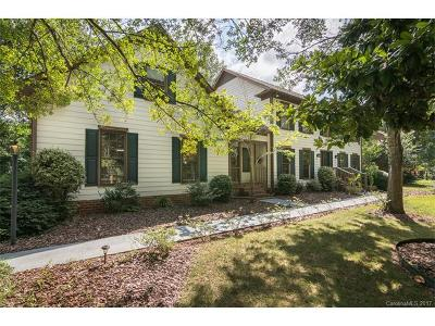 Single Family Home For Sale: 6216 Dovefield Road