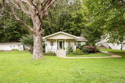Candler Single Family Home For Sale: 108 Old Candler Town Road