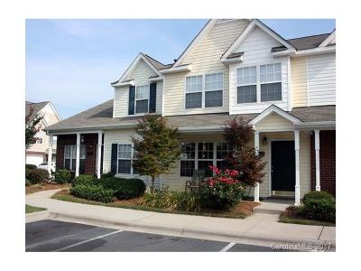 Fort Mill Condo/Townhouse For Sale: 307 Deep Water Lane #1062