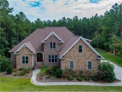 Charlotte Single Family Home For Sale: 2530 Nance Cove Road
