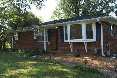 Indian Trail Single Family Home For Sale: 6332 Old Monroe Road