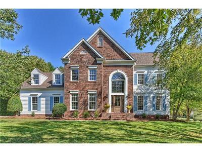 Single Family Home For Sale: 8721 Cherry Blossom Lane