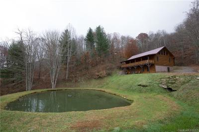 Maggie Valley Single Family Home For Sale: 105 Melody Lane