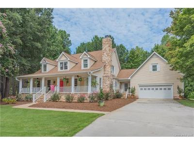 Charlotte Single Family Home For Sale: 18250 Youngblood Road
