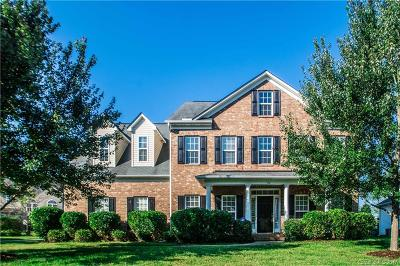 Mooresville, Kannapolis Single Family Home For Sale: 172 Dairy Farm Road
