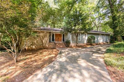Charlotte Single Family Home For Sale: 1906 Bobolink Lane