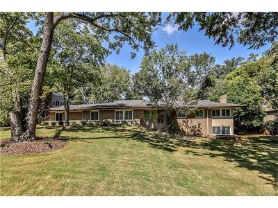 Charlotte Single Family Home For Sale: 400 Whitestone Road