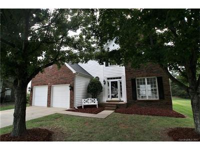 Charlotte Single Family Home For Sale: 5709 Whitegate Lane