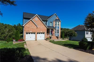Fort Mill Single Family Home Under Contract-Show: 3130 Hadden Hall Boulevard
