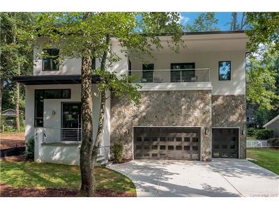 Mecklenburg County Single Family Home For Sale: 720 Ellsworth Road