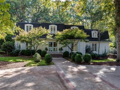Charlotte Single Family Home For Sale: 3800 Silver Bell Drive