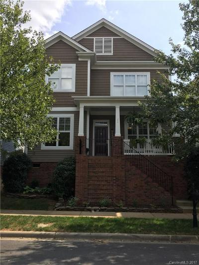 Mooresville NC Single Family Home For Sale: $337,500