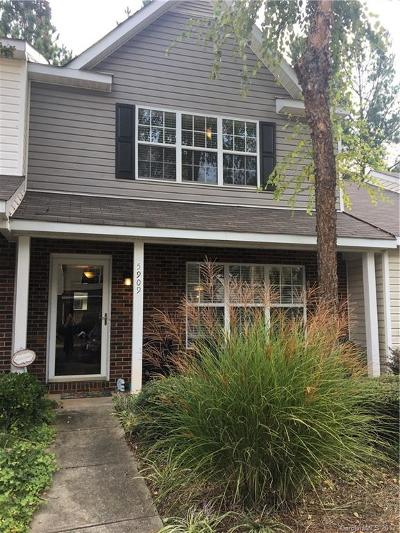 Charlotte Condo/Townhouse For Sale: 5909 Moose Lane