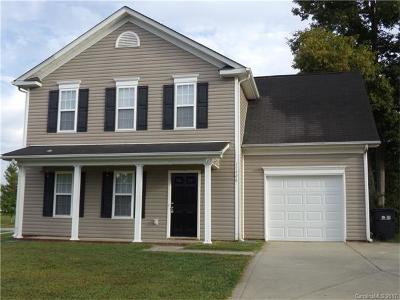 Charlotte NC Single Family Home For Sale: $154,900