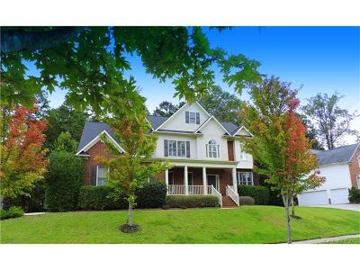 Single Family Home For Sale: 10115 Treetop Lane