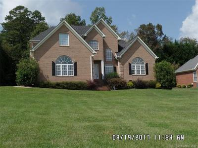 Cherryville Single Family Home For Sale: 312 Cross Creek Drive