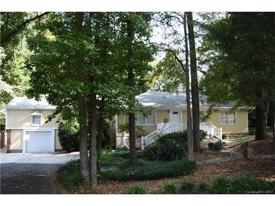 Charlotte Single Family Home For Sale: 3301 Archdale Drive