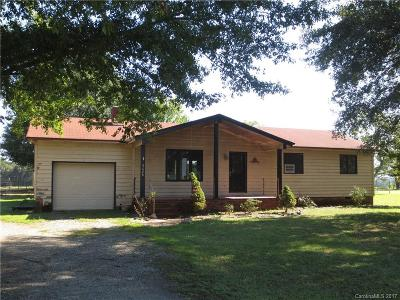 Lincoln County Single Family Home For Sale: 5006 Sisk Hill Road