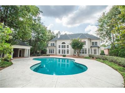 Providence Country Club Single Family Home For Sale: 11747 Dan Maples Drive