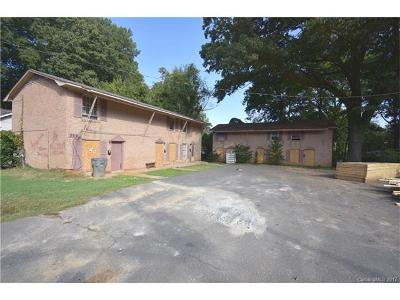 Charlotte NC Multi Family Home For Sale: $599,000