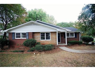 Charlotte Single Family Home For Sale: 3963 Winfield Drive