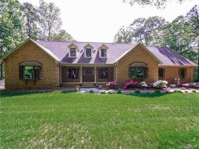 Monroe Single Family Home For Sale: 2703 Fowler Secrest Road