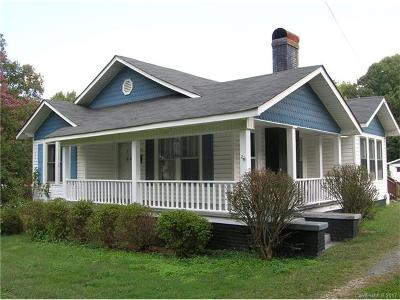 Concord Single Family Home For Sale: 1001 Old Charlotte Road