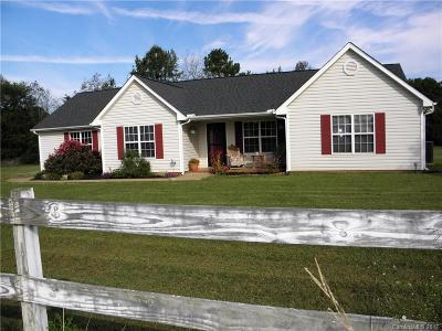 Waxhaw Single Family Home For Sale: 5820 Bigham Road