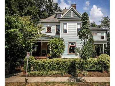 Dilworth Single Family Home For Sale: 301 Kingston Avenue