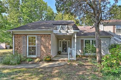Charlotte Condo/Townhouse For Sale: 11112 Silkwood Court