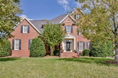 Huntersville Single Family Home For Sale: 9709 Waterton Court