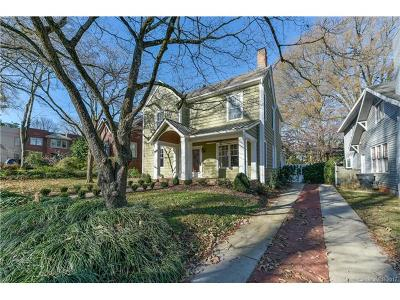 Dilworth Single Family Home For Sale: 1614 Park Road