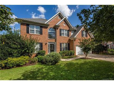 Huntersville Single Family Home For Sale: 16028 Northstone Drive #21